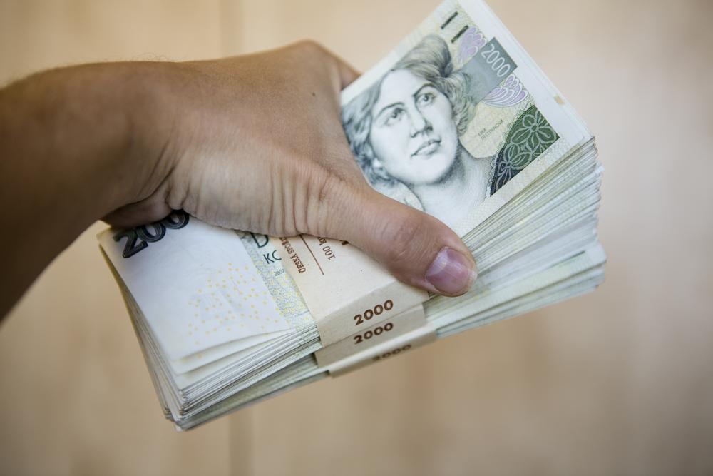 Rychlé půjčky bez doložení příjmů okr most